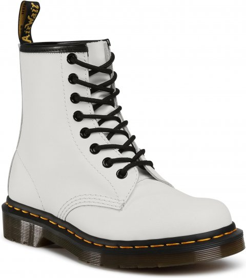 Glády DR. MARTENS - 1460 Smooth 11822100  White (38)