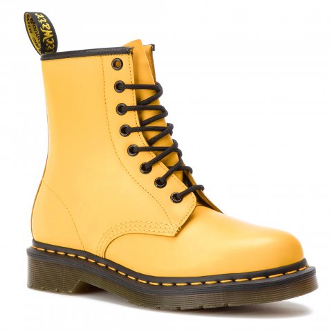Glády DR. MARTENS - 1460 Smooth 24614700 Yellow (42)