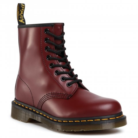 Glády DR. MARTENS - 1460 Smooth 11822600 Cherry Red (45)